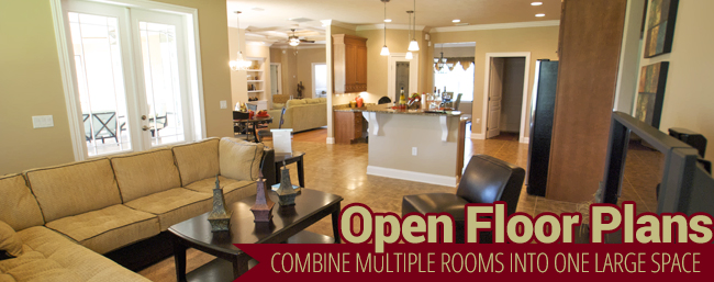 Choosing An Open Vs. Closed Floor Plan : Steve Allen