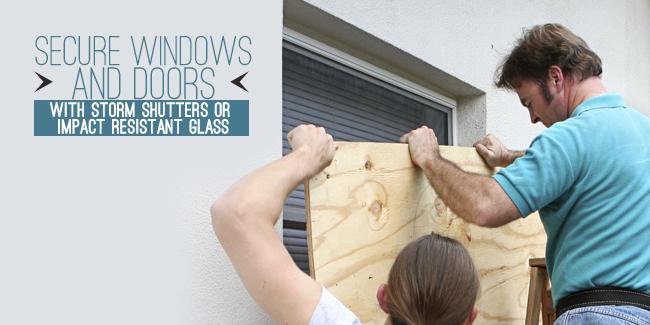 Securing Exterior Doors and Windows