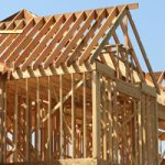 Wood Framing for a House