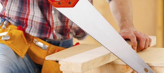 Carpentry for the Novice